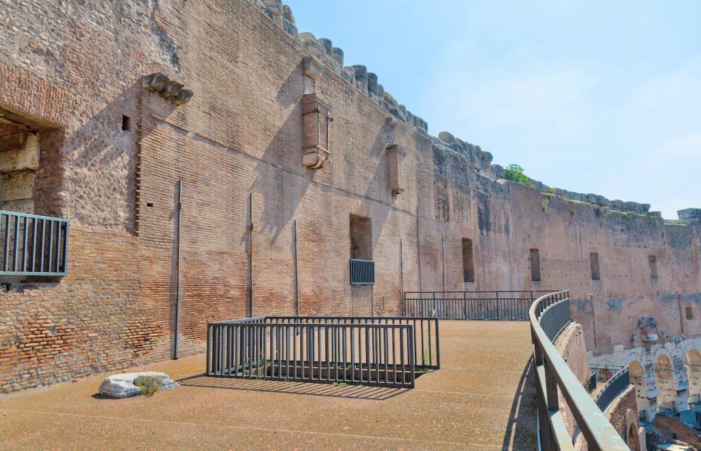 Colosseum Belvedere Guided Tour