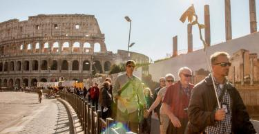 Colosseum Underground and Arena Floor Guided Tour