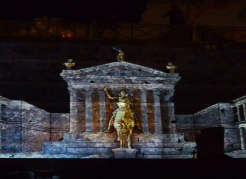 Forum of Caesar - Evening Show Tickets