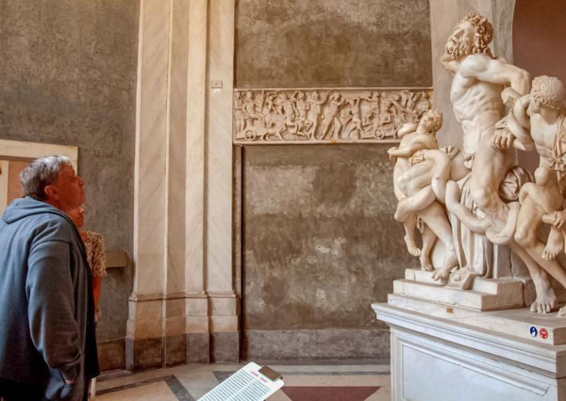 Vatican Museums and Sistine Chapel Tickets with Audioguide