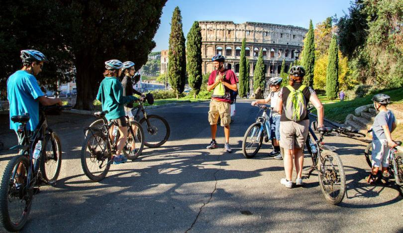 Bike Tour Ancient Appian Way