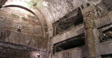 Catacombs of St.Callixtus Guided Tour