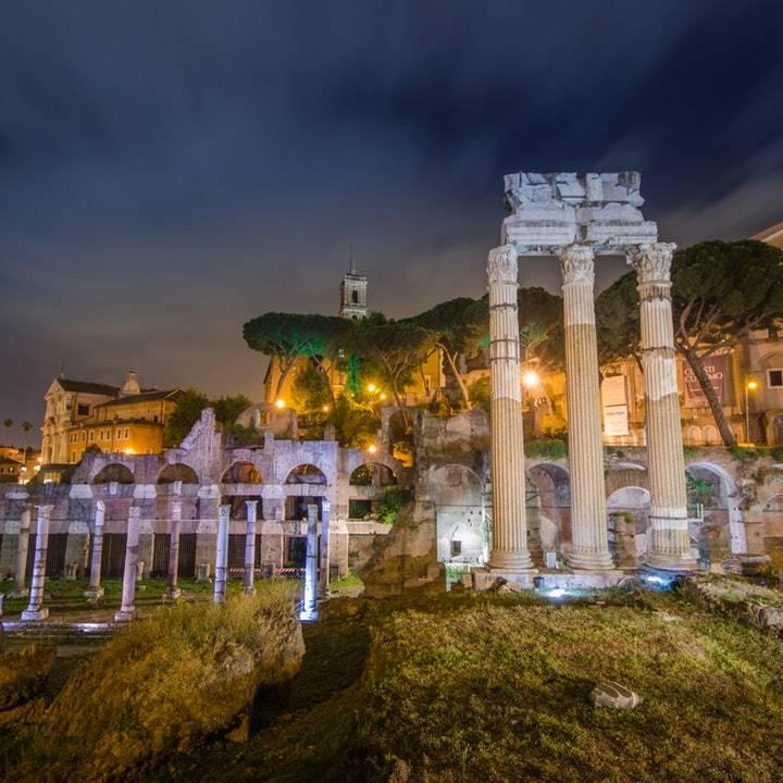 Forum of Augustus - Evening Show Tickets