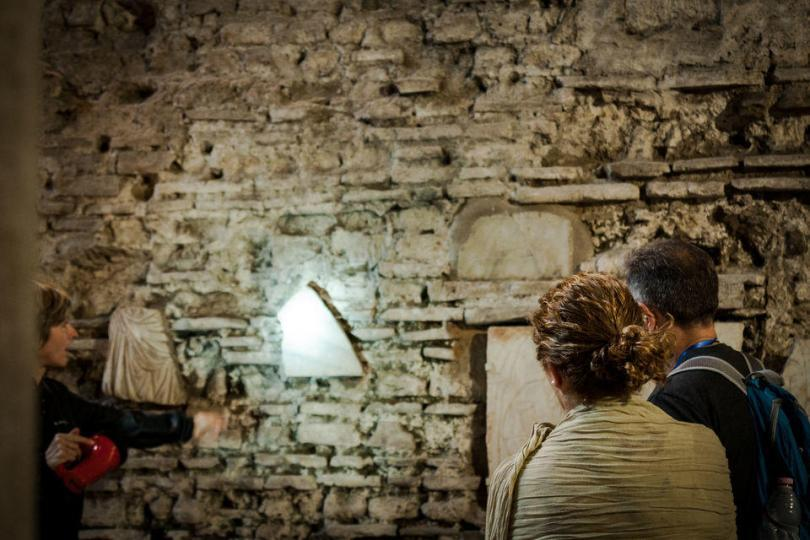 Half-Day Tour Catacombs of Rome with Main Basilicas