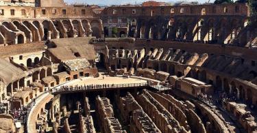 Ancient Rome Tour Colosseum Underground, Arena Floor & Roman Forum