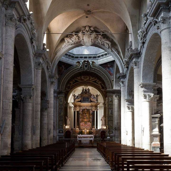 Basilica di Santa Maria del Popolo Audio Guide