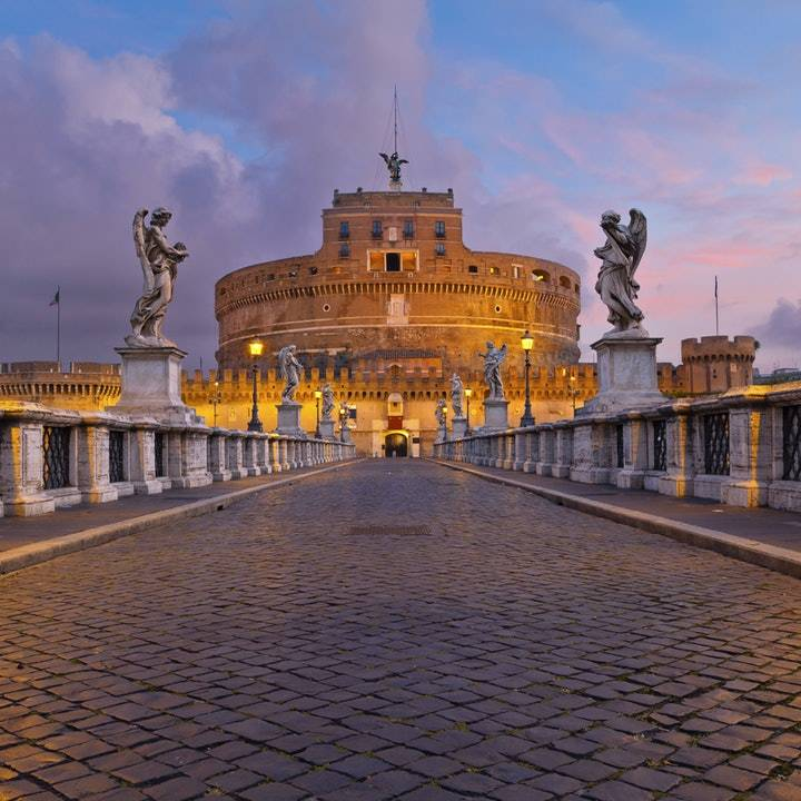 Castel Sant'Angelo Guided Tour