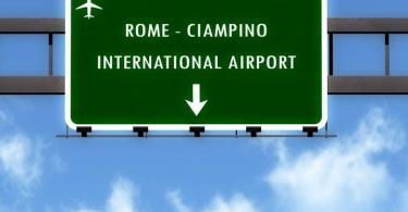 Ciampino Airport Shuttle Bus to-from Rome