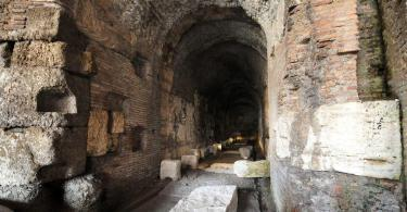 Colosseum Underground 3.5 Hours Professional Guided Tour