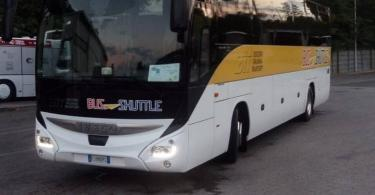 Fiumicino Airport Shuttle Bus to-from Rome