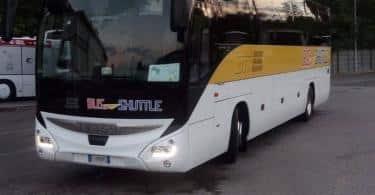 Civitavecchia Port Shuttle Bus to-from Rome