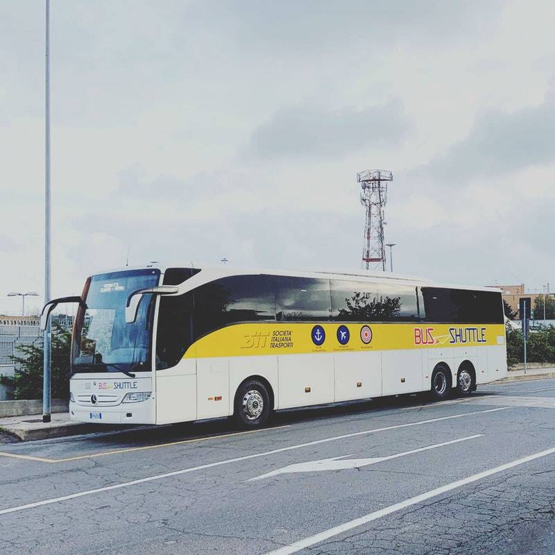 Civitavecchia Port Shuttle Bus to-from Rome