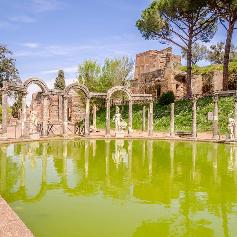 Tickets for Hadrian's Villa