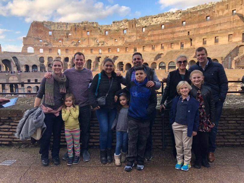 Ancient Rome and Colosseum Family Tour