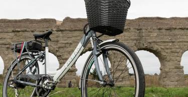 E-Bike Rental Ticket on the Tiber