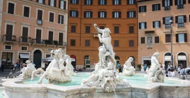 Piazza Navona with Underground, Pantheon and Trevi Fountain Walking Tour