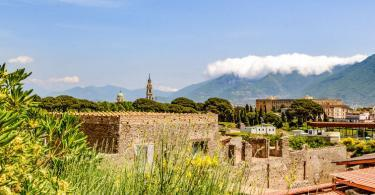 Pompeii and Vesuvius Day Trip from Rome