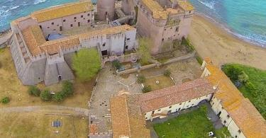 Santa Severa Castle and Museum of Sea and Ancient Navigation Tickets