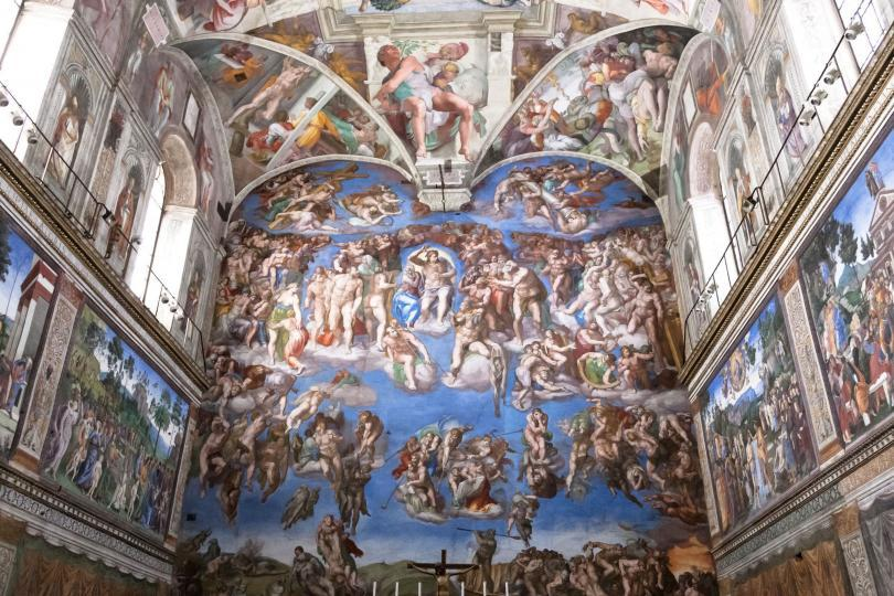 Full-Day Tour Colosseum, Roman Forum and Vatican City