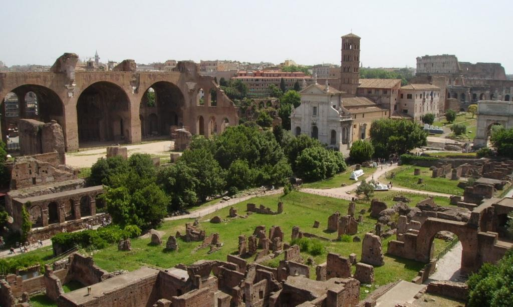 Half-Day Semi-Private Imperial Rome Tour