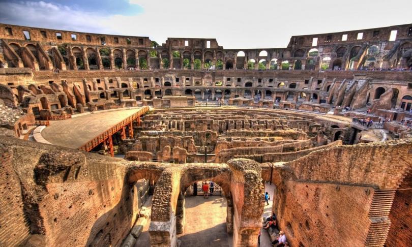Half-Day Semi-Private Imperial Rome Tour