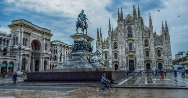 Milan from Rome Full-Day Tour by Train
