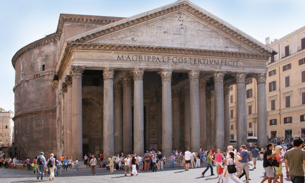 Rome City Tour Pantheon, Trevi, Colosseum and Roman Forum