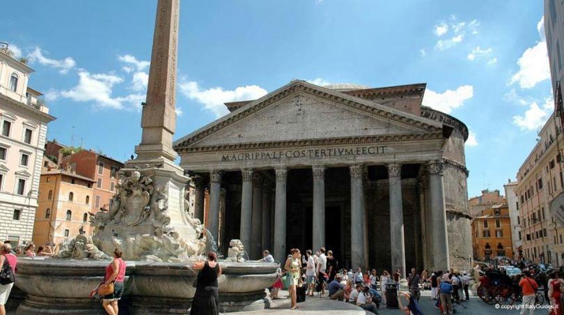 From Civitavecchia Port Panoramic Bus Tour of Rome
