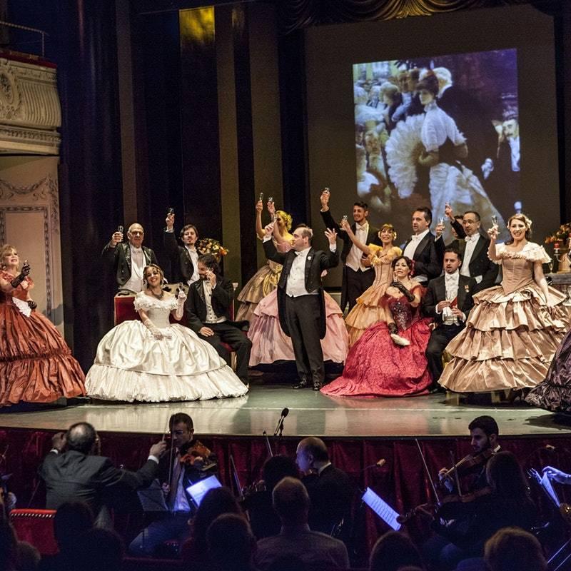La Traviata in Rome Tickets