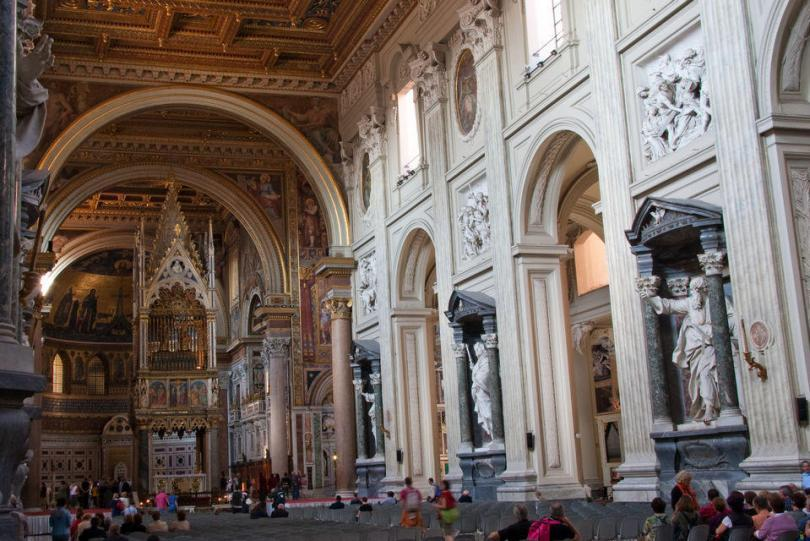 Private Tour for St. John Lateran, Holy Stairs, and Baptistery (3)