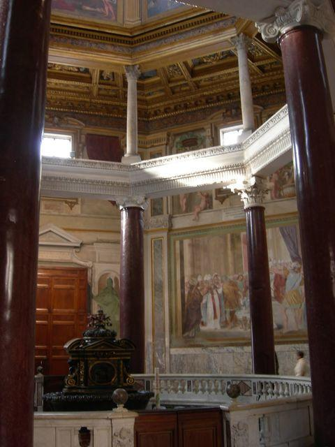 Private Tour for St. John Lateran, Holy Stairs, and Baptistery