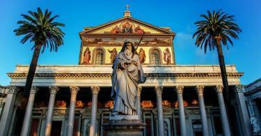 Saints Peter & Paul Tour in Rome