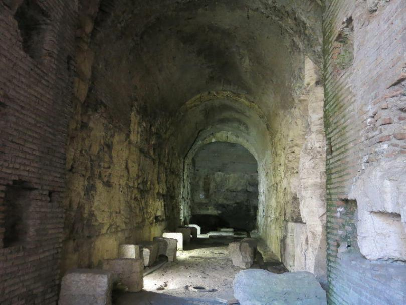 Colosseum Restricted Areas Tour Belvedere and Underground