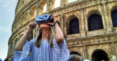 Colosseum Underground Virtual Reality Experience