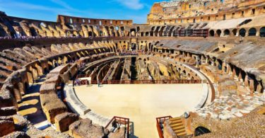 Colosseum with Underground 1-hour Express Tour