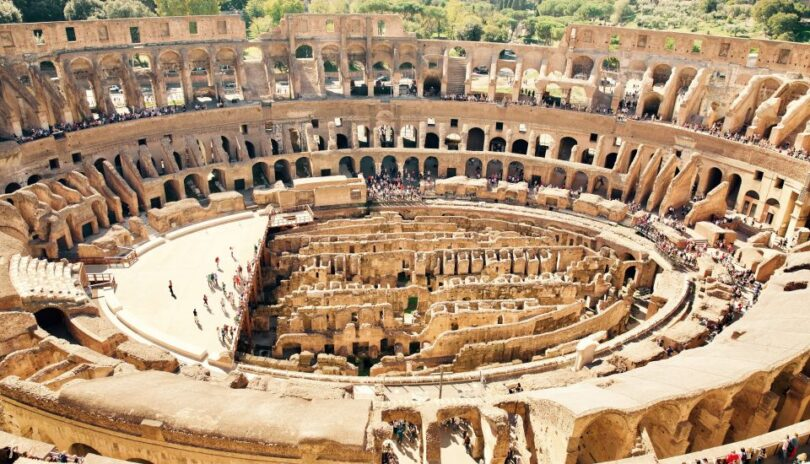 Colosseum, Underground and Roman Forum Small-Group Tour